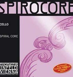 Thomastik-Infeld Spirocore 4/4 Cello C String - Tungsten/Steel - Medium Gauge